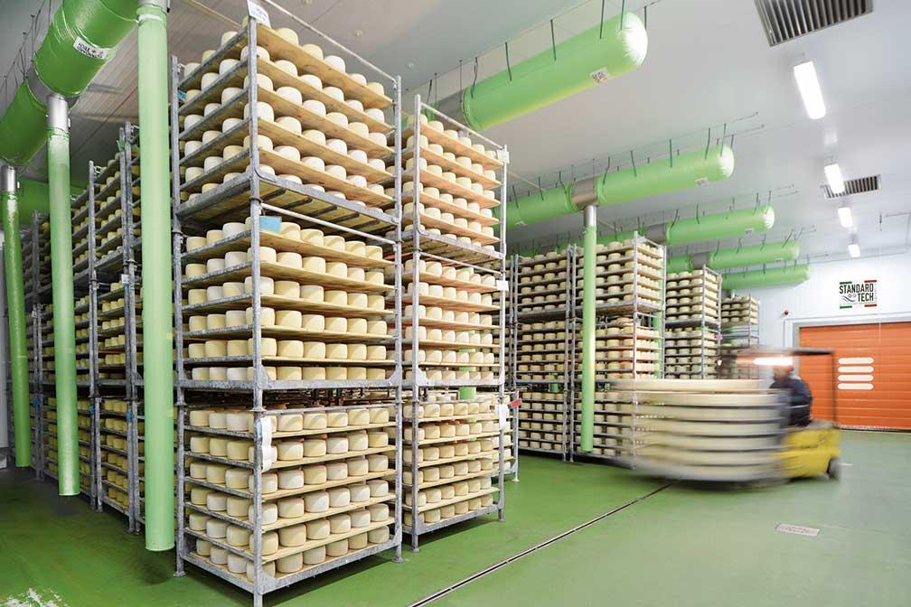 cheese ripening chamber